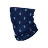 Seattle Kraken NHL Mini Print Logo Gaiter Scarf
