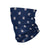 Winnipeg Jets NHL Mini Print Logo Gaiter Scarf
