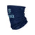 Seattle Kraken NHL Team Logo Stitched Gaiter Scarf