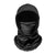 Solid Black Hooded Gaiter Scarf (PREORDER - SHIPS BY 12/10/2020)