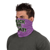 Trick Or Treat Brushed Polyester Gaiter Scarf