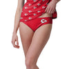 Kansas City Chiefs NFL Womens Mini Logo Bikini Bottom (PREORDER - SHIPS LATE MAY)