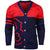 Boston Red Sox MLB Mens Camouflage Cardigan