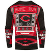 Cincinnati Reds MLB Ugly Light Up Sweater