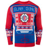 Los Angeles Clippers NBA Ugly Light Up Sweater