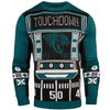 Jacksonville Jaguars NFL Ugly Light Up Sweater