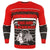 Chicago Blackhawks NHL Stadium Light Up Crew Neck Sweater