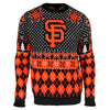 San Francisco Giants MLB Ugly Crew Neck Sweater