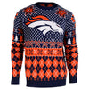 Denver Broncos NFL Ugly Crew Neck Sweater