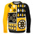 Boston Bruins NHL Busy Block Ugly Sweater