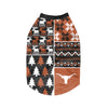 Texas Longhorns NCAA Busy Block Dog Sweater (PREORDER - SHIPS LATE NOVEMBER)