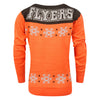 Philadelphia Flyers NHL Womens Light Up V-Neck Sweater