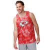 Kansas City Chiefs NFL Mens Reversible Floral Change-Up Sleeveless Top