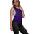 Baltimore Ravens NFL Womens Side-Tie Sleeveless Top