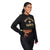 New Orleans Saints NFL Womens Cropped Team Crewneck
