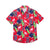 Boston Red Sox MLB Mens Floral Button Up Shirt