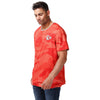 Kansas City Chiefs NFL Mens Reversible Mesh Matchup T-Shirt