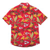 Kansas City Chiefs NFL Mens Victory Vacay Button Up Shirt
