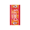 Kansas City Chiefs NFL Big Logo Beach Towel (PREORDER - SHIPS LATE JUNE)