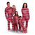 Washington Capitals NHL Family Holiday Pajamas