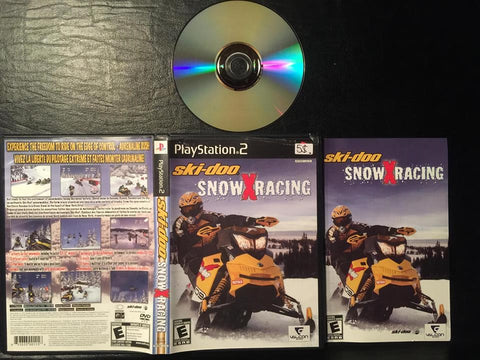 Ski-Doo Snow Racing