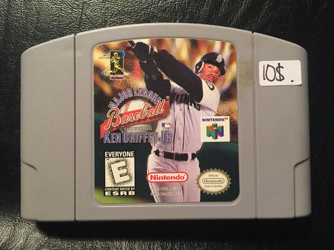 Ken Griffey Jr Baseball