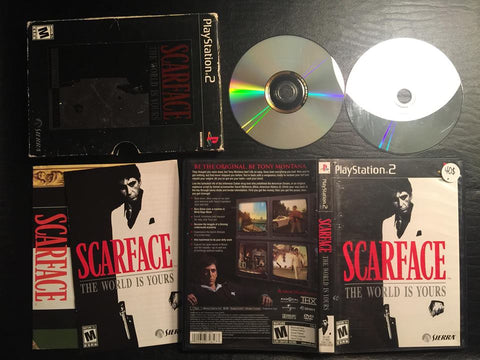 Scarface the World is Yours Collector's Edition