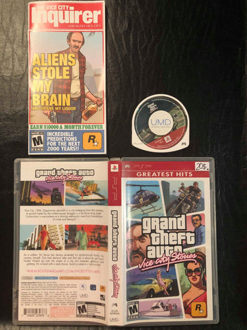Grand Theft Auto Vice City Stories