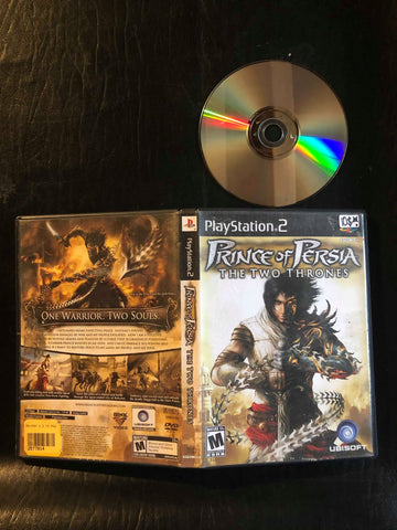 Prince of Persia Two Thrones