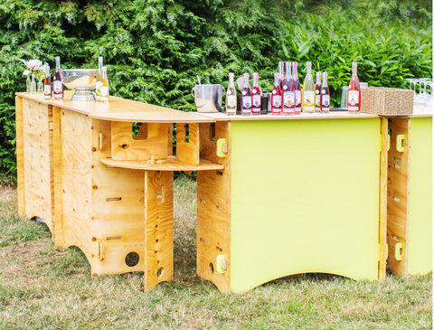 Espensen Spirit mobile bar