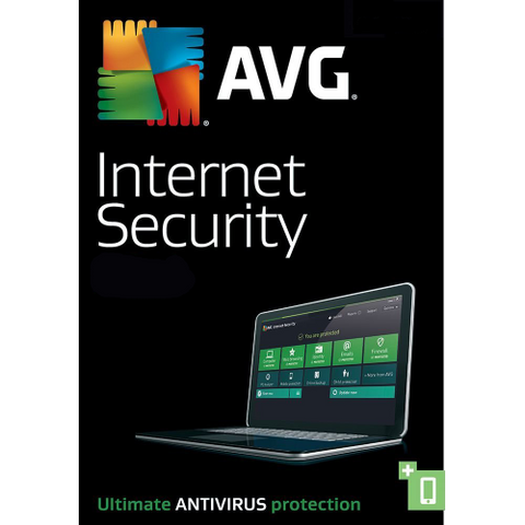 AVG Internet Security 2016 - 1-Year / 3-Seat