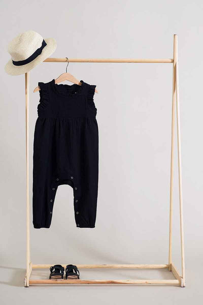 New Nancy Jumpsuit - Black