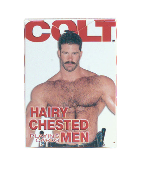 Colt Hairy Chested Cards SE6800201