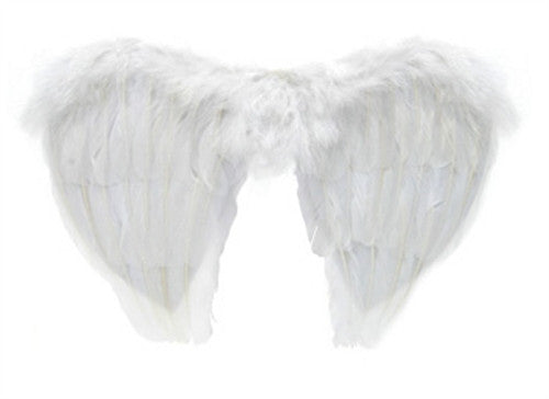 Feather Wings - White BW-088W