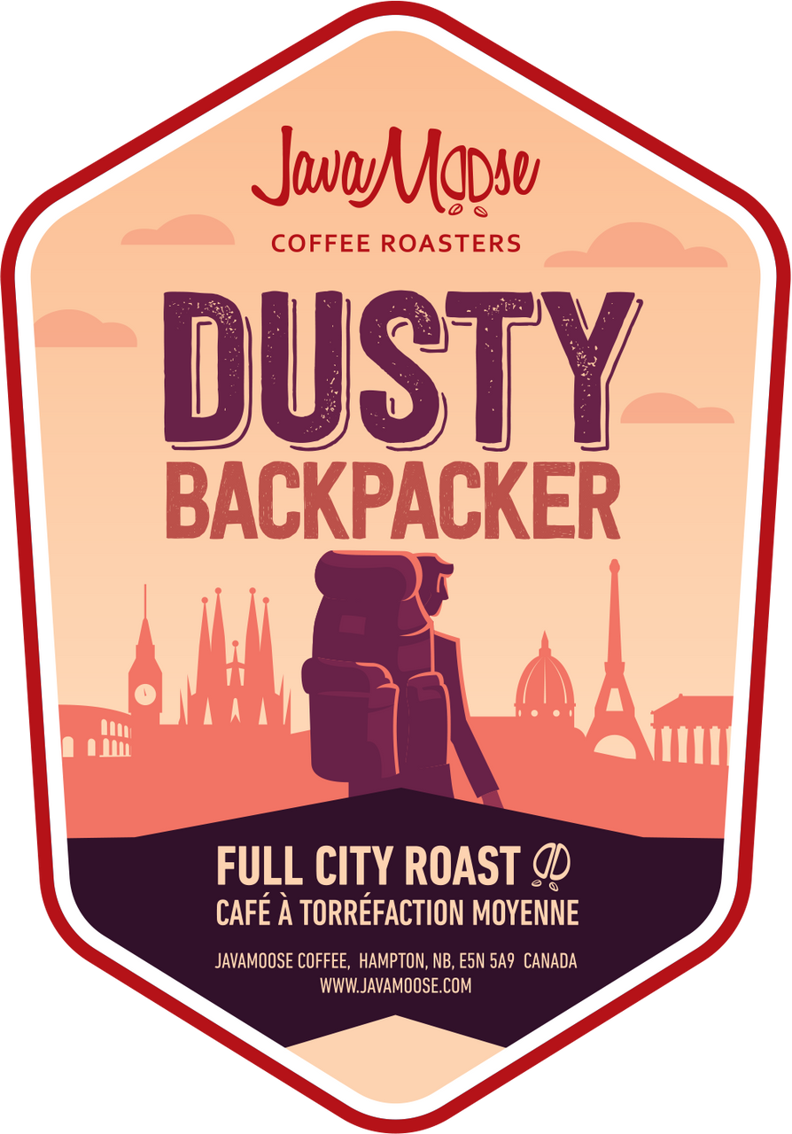 Dusty Backpacker Blend (454 g)