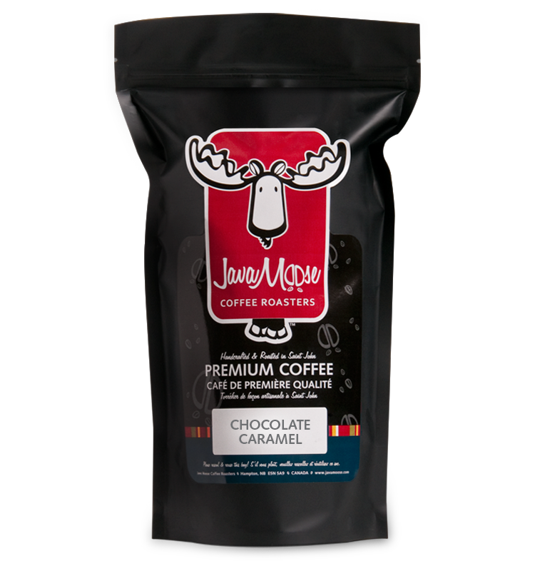 SWP DECAF-Chocolate Caramel (454 g)