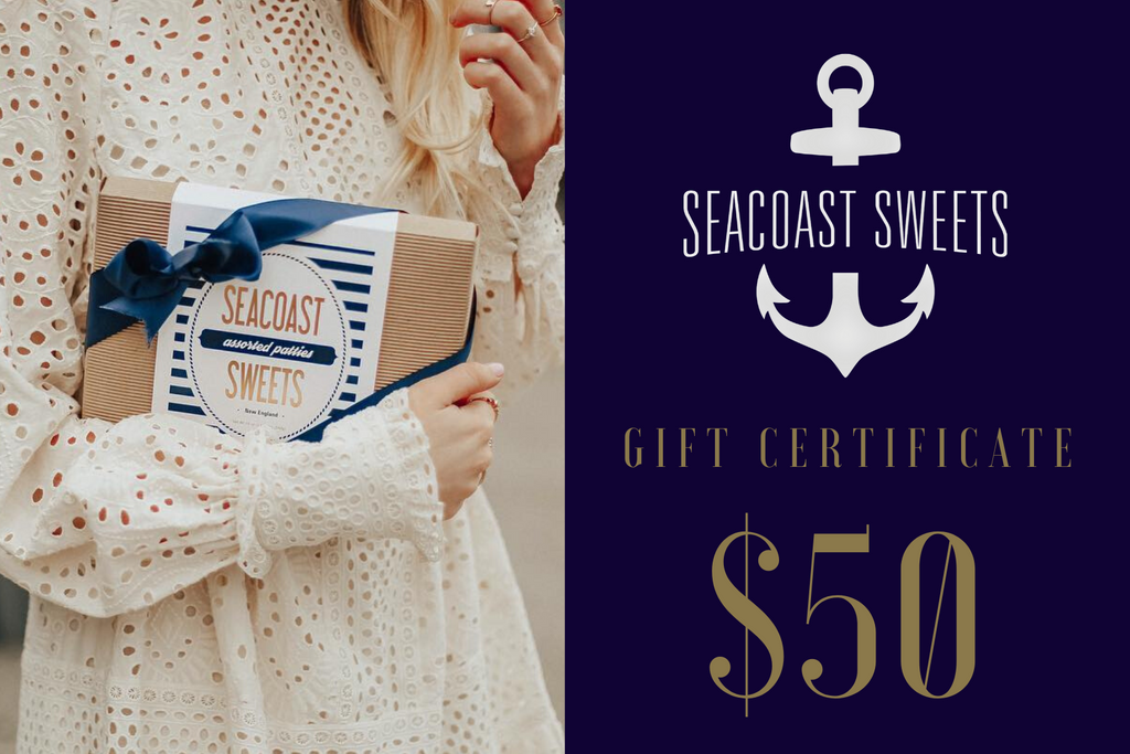 The Seacoast Sweets Gift Card