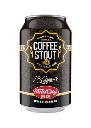 New Seasonal: Coffee Stout