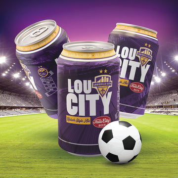 New Stadium...New Beer!  Introducing Lou City Kolsch!