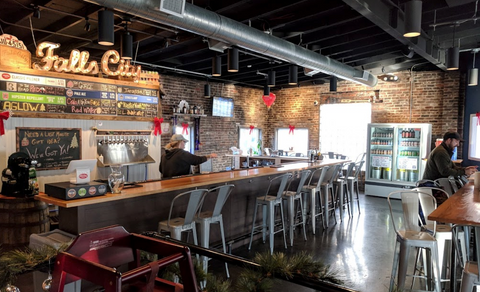 falls city taproom