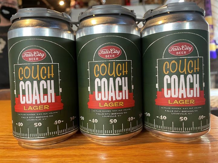 Couch Coach Lager