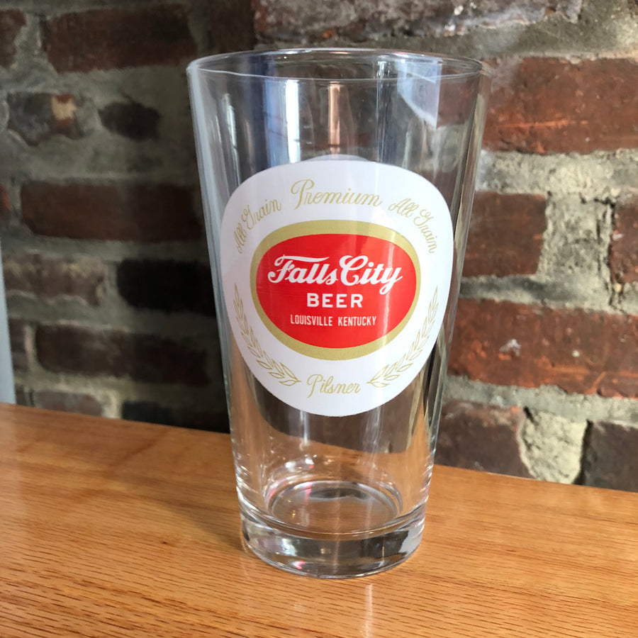 Classic Pilsner CanMan - Pint Glass