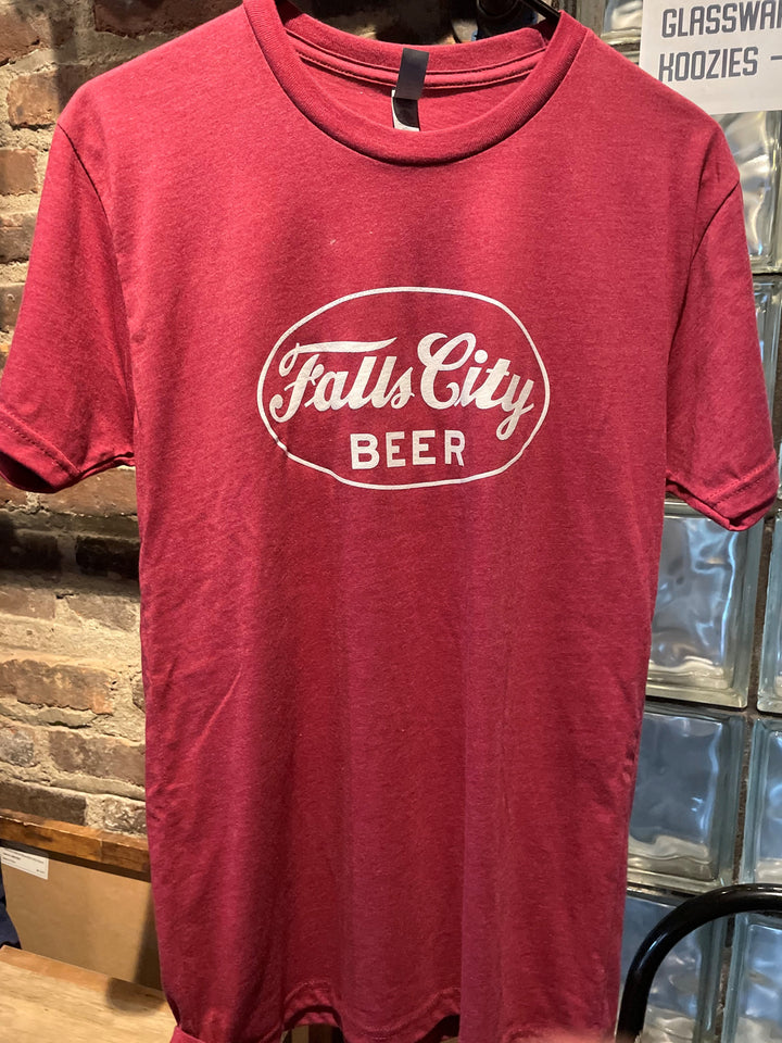 Mahogany Red T-Shirt