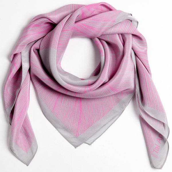 The-Pink-Insect-Scarf-silk-carre-square-grey-90x90-packshot-closeup