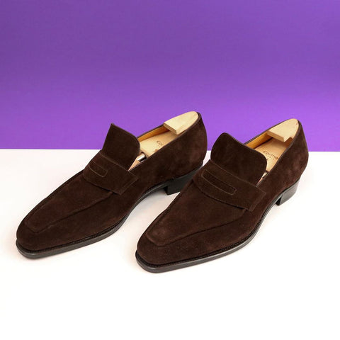 Yawl - Dark Brown Suede