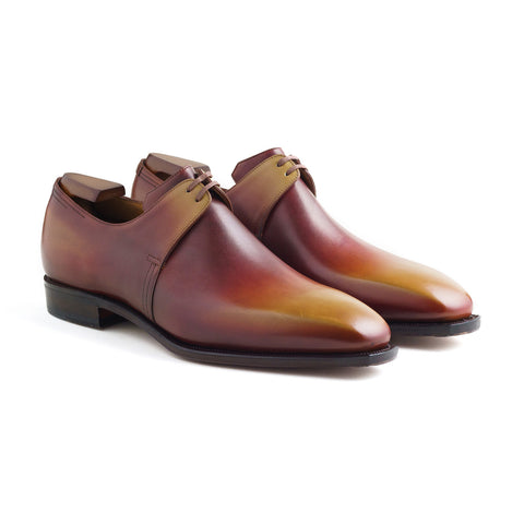 Arca - Caramel Brûlé Light Calf Patina