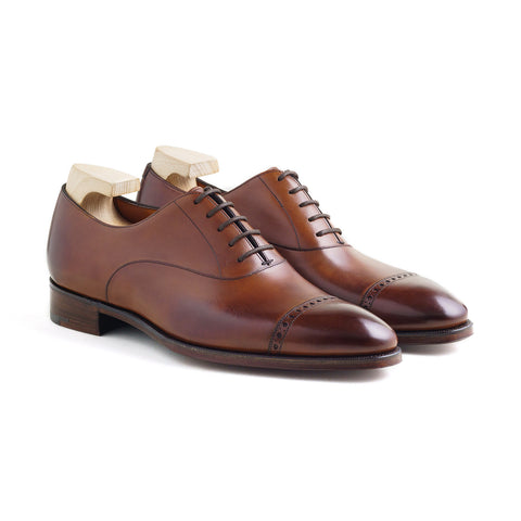 Cambridge - Vintage Cedar Calf