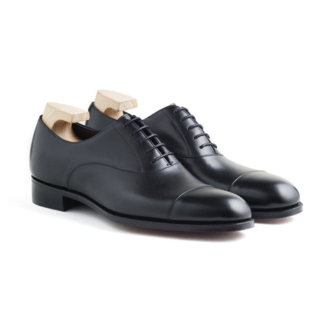 Oxford - Black Calf