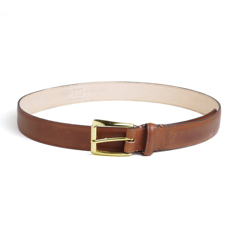 Leather Belt - Vintage Cedar Calf