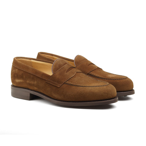 Style 9628 - Snuff Superbuck Suede
